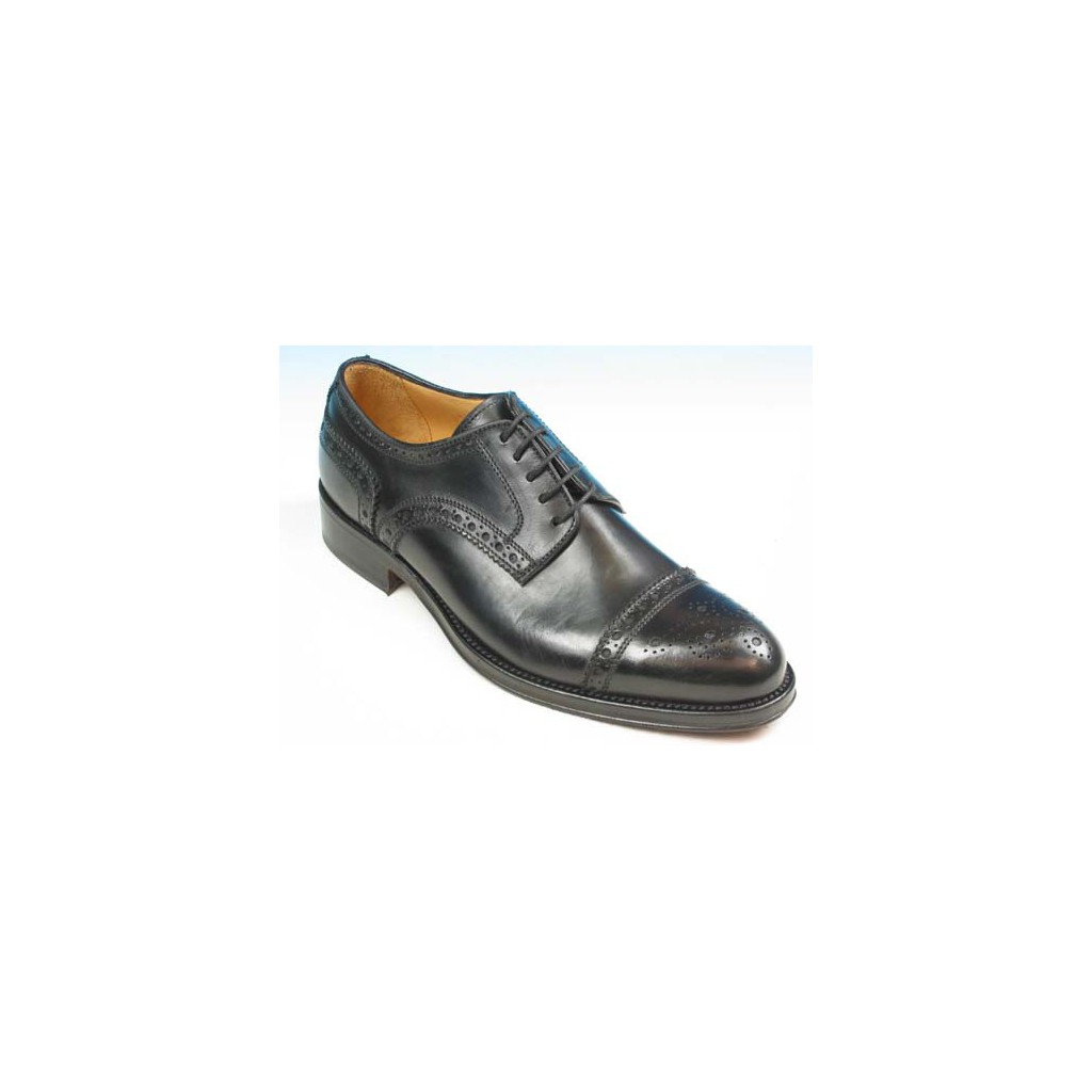 Les Occasions et Les Mariages Tailles 36 /à 42 pour l/école GladRags Chaussures /à Lacets en Cuir Noir pour gar/çons