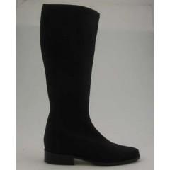 Stivale tessuto elastico colore nero - Misure disponibili: 31