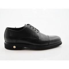 up en cuir noir - Pointures disponibles:  50, 51