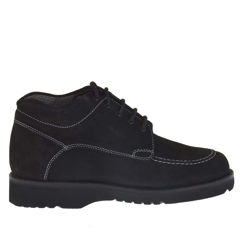 Nabuck Shoes Men