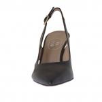 Chanel in pelle nera tacco 7 - Misure disponibili: 32, 46, 47