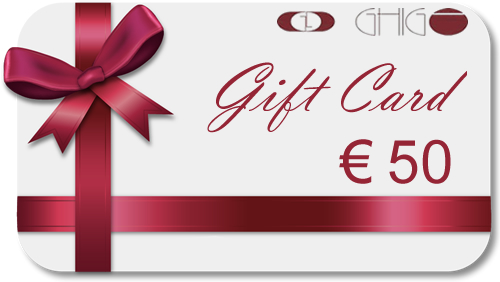Geschenkgutschein - Verfügbare Größen: