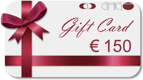 Buono regalo - Misure disponibili: