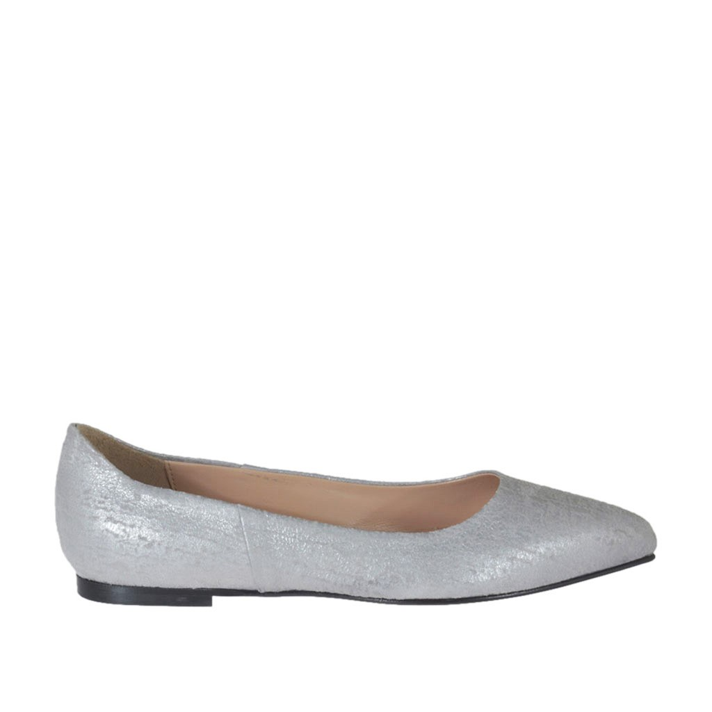 a01bc0924e9 Find great deals on eBay for silver pointed toe shoes. Shop with  confidence. Skip